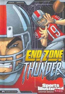 End Zone Thunder (Hardcover)