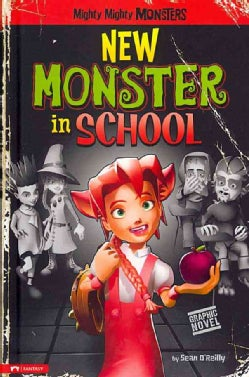 New Monster in School (Hardcover)