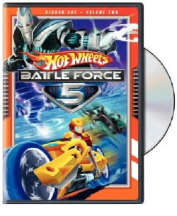 Hot Wheels Battle Force 5: Season 1 Volume 2 (DVD)