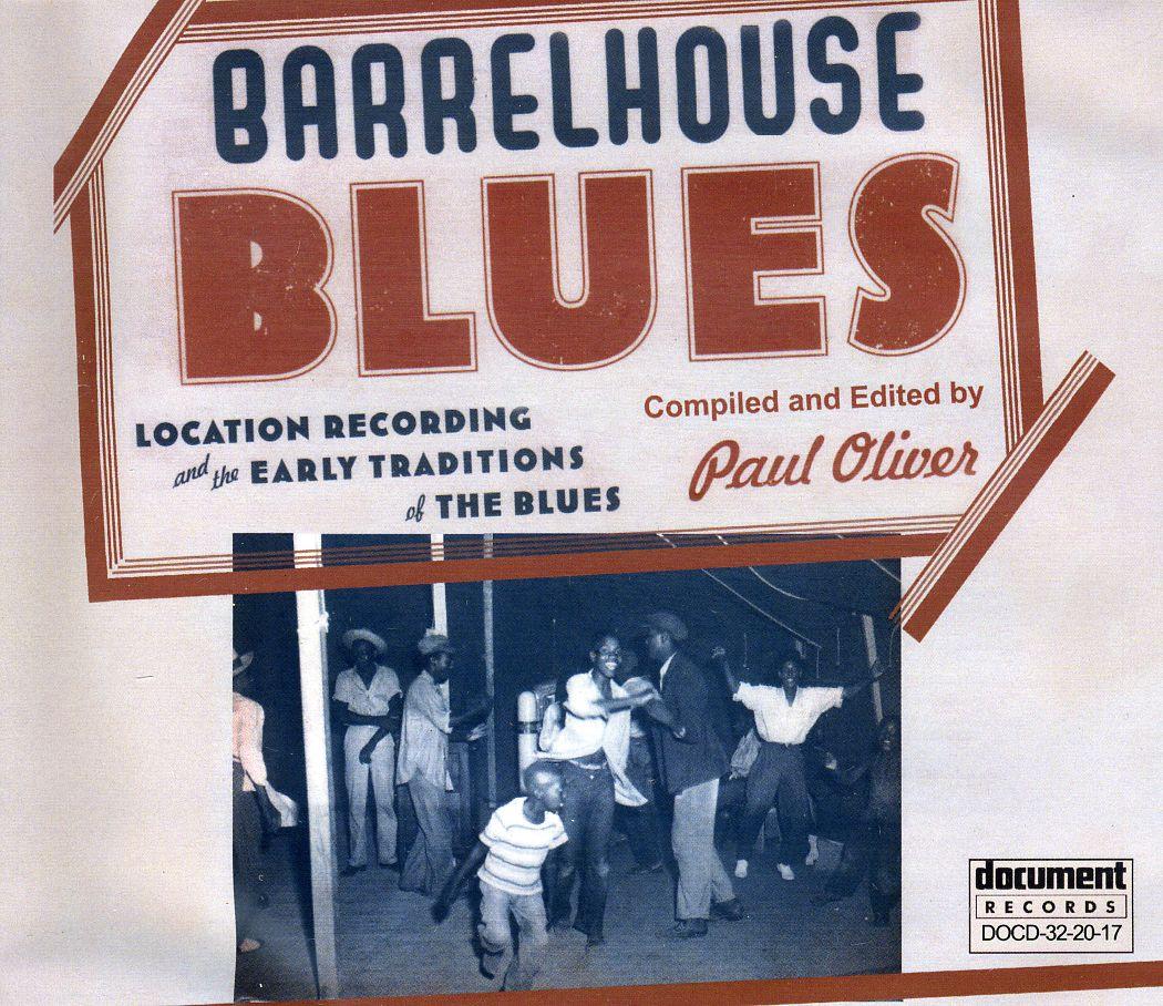 Various - Barrelhouse Blues