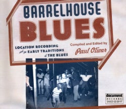Various - Barrelhouse Blues