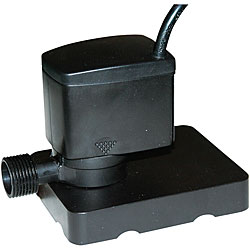 Black 350 GPH Above-ground Winter Cover Pump with 25' Power Cord