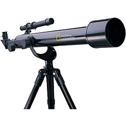 National Geographic 60MM/700MM 525X Land and Sky Telescope