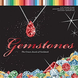 Gemstone 12x12 Cardstock Assortment