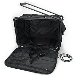 Tutto Machine-on-Wheels Black Case