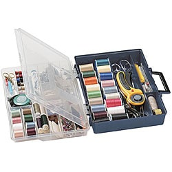Art Bin Double Take Storage Case