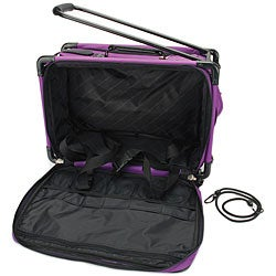 Tutto Machine On Wheels Purple Sewing Machine Case