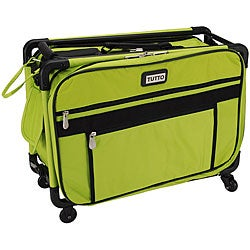 TUTTO Machine on Wheels Lime Case