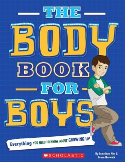 The Body Book for Boys (Paperback)