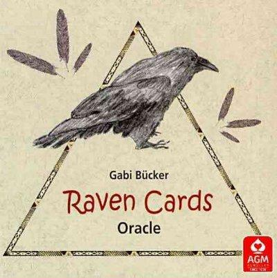 Raven Cards Oracle (Cards)