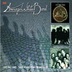 AVERAGE WHITE BAND - CUT THE CAKE/SOUL SEARCHING/BENNY & US