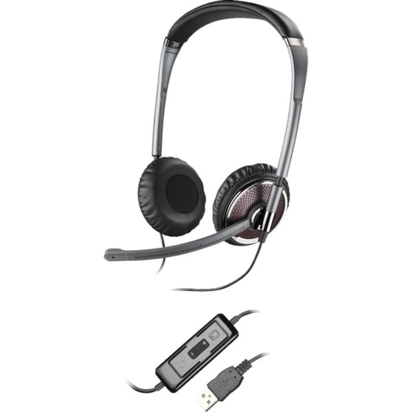 Plantronics 82633-01 Blackwire C420-M OTH Foldable