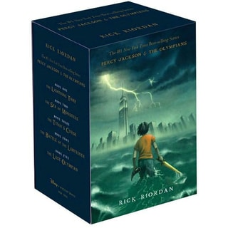 Percy Jackson & The Olympians (Hardcover)