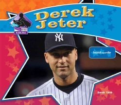 Derek Jeter: Baseball Superstar (Hardcover)
