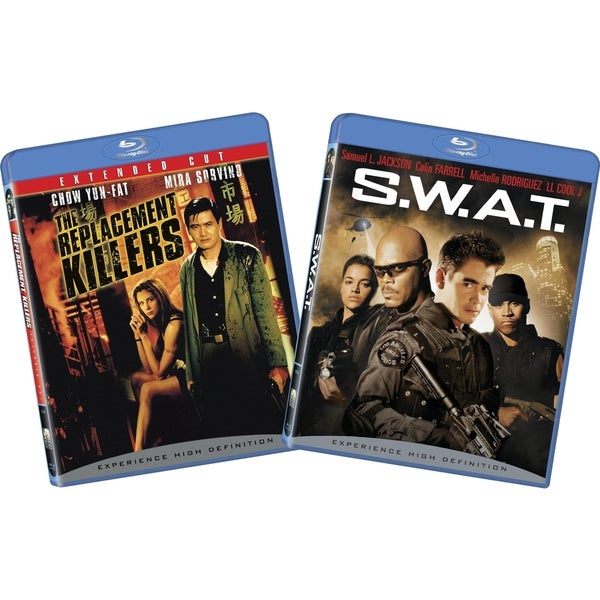 The Replacement Killers/S.W.A.T. (Blu-ray Disc) 6541100