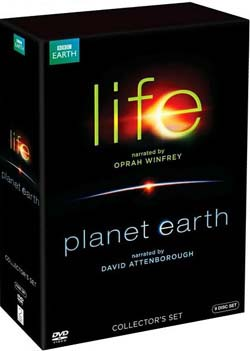 Life/Planet Earth Collection (DVD)