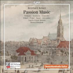 Capella Orlandi Bremen - Keiser: Passion Music
