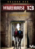 Warehouse 13: Season One (DVD)