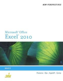 New Perspectives on Microsoft Excel 2010: Brief (Paperback)