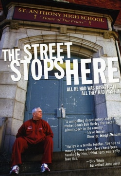 The Street Stops Here (DVD)