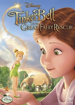 Tinker Bell And The Great Fairy Rescue (DVD)