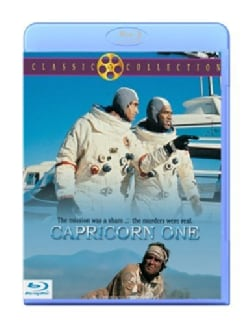 CAPRICORN ONE (1976) (BLU-RAY)