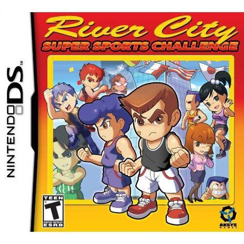 Nintendo DS - River City Super Sports Challenge