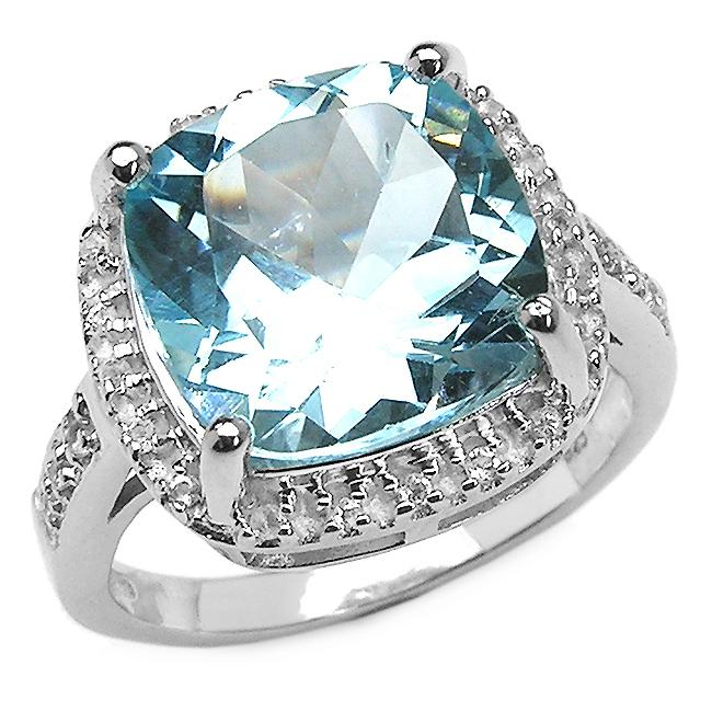 How Much Is My Blue Topaz Ring Worth