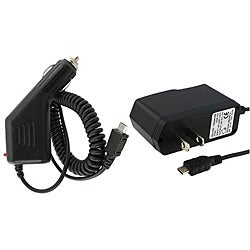 Micro USB Car and Travel Charger