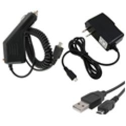 INSTEN USB Cable and Chargers for Blackberry Storm 9500