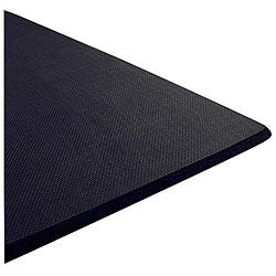 Axia Distribution Corporation Black Sponge Mat (2 x 3)