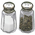 Tablecraft 1-oz Salt and Pepper Shakers (Pack of 12)