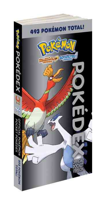 Pokemon Pokedex: Official Pocket Version (Paperback)