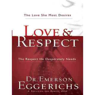 Love and Respect: The Love She Most Desires, The Respect He Desperately Needs (Paperback)