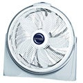 3-speed 20-inch Cyclone Pivot Fan