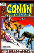 The Barry Windsor-Smith Conan Archives (Hardcover)