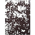 Hand-tufted Brown Cloud Wool Rug (8' x 11')
