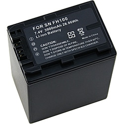 Sony NP-FH100 / NP-FH70 Li-ion Battery