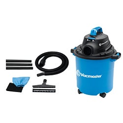 Vacmaster VJ507 5-gallon, 3-peak HP Wet/ Dry Vacuum