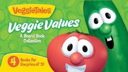 Veggie Values (Board book)