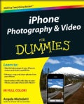 Iphone Photography & Video for Dummies (Paperback)