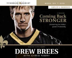 Coming Back Stronger: Unleashing the Hidden Power of Adversity (CD-Audio)