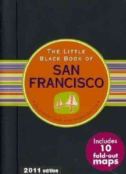 The Little Black Book of San Francisco: The Essential Guide to the Golden Gate City (Spiral bound)