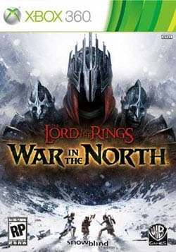 Xbox 360 - The Lord of the Rings: War in the North