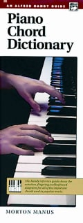 Piano Chord Dictionary (Paperback)