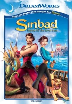 Sinbad: Legend of the Seven Seas (DVD)