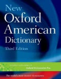 New Oxford American Dictionary (Hardcover)