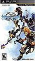 PSP - Kingdom Hearts: Birth by Sleep - By Square Enix