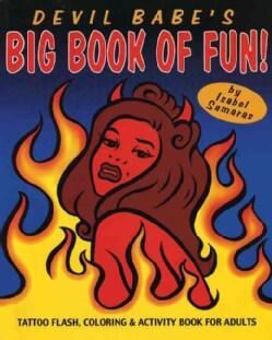 Devil Babe's Big Book of Fun! (Paperback)