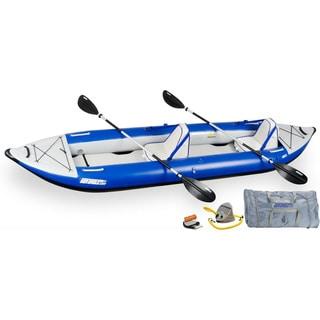 Sea Eagle 420x Deluxe Kayak